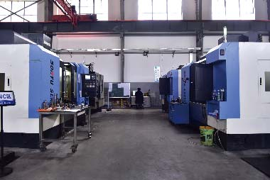 Mold machining equipment-die casting tooling shop