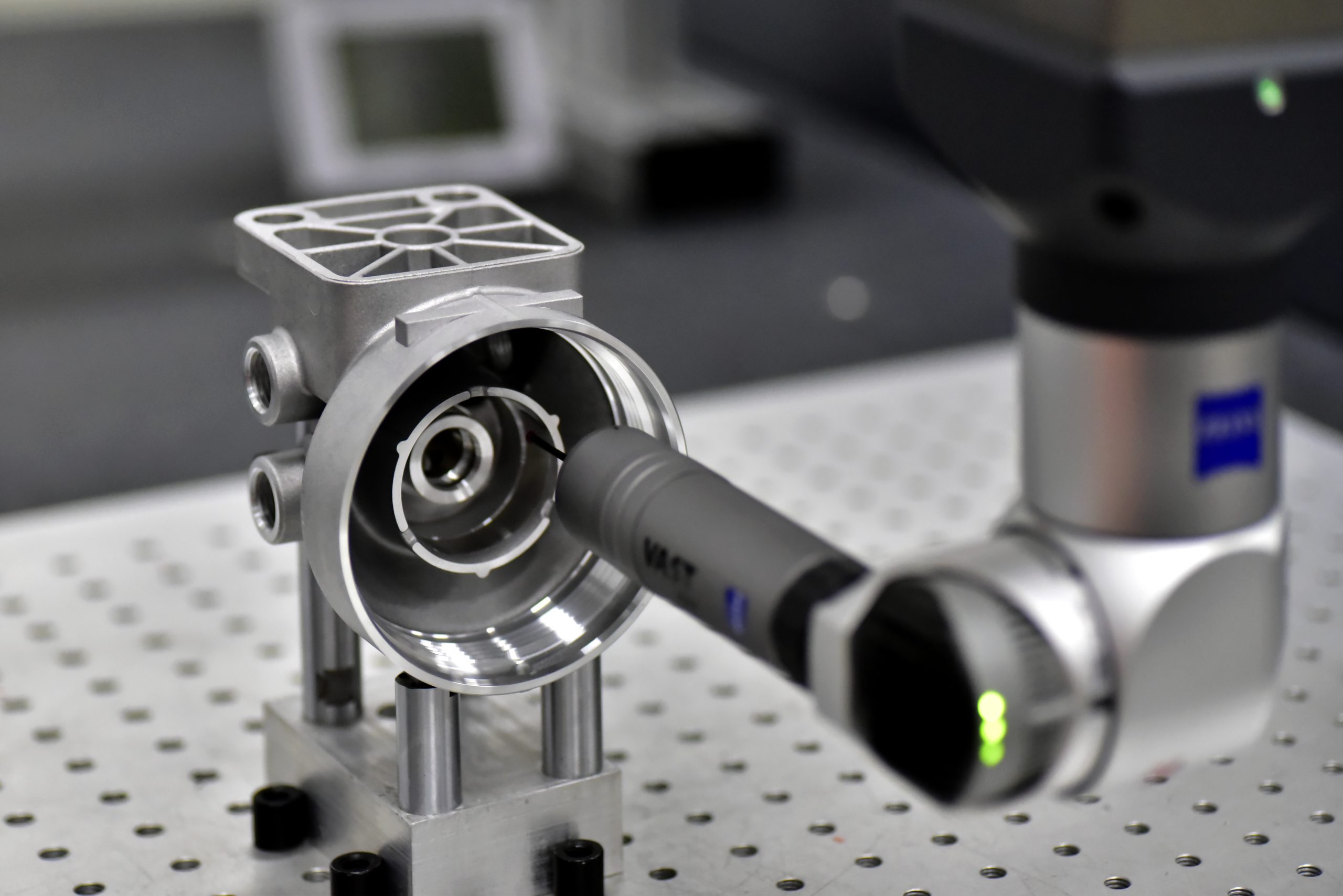 Carl Zeiss CMM--Lab measurement