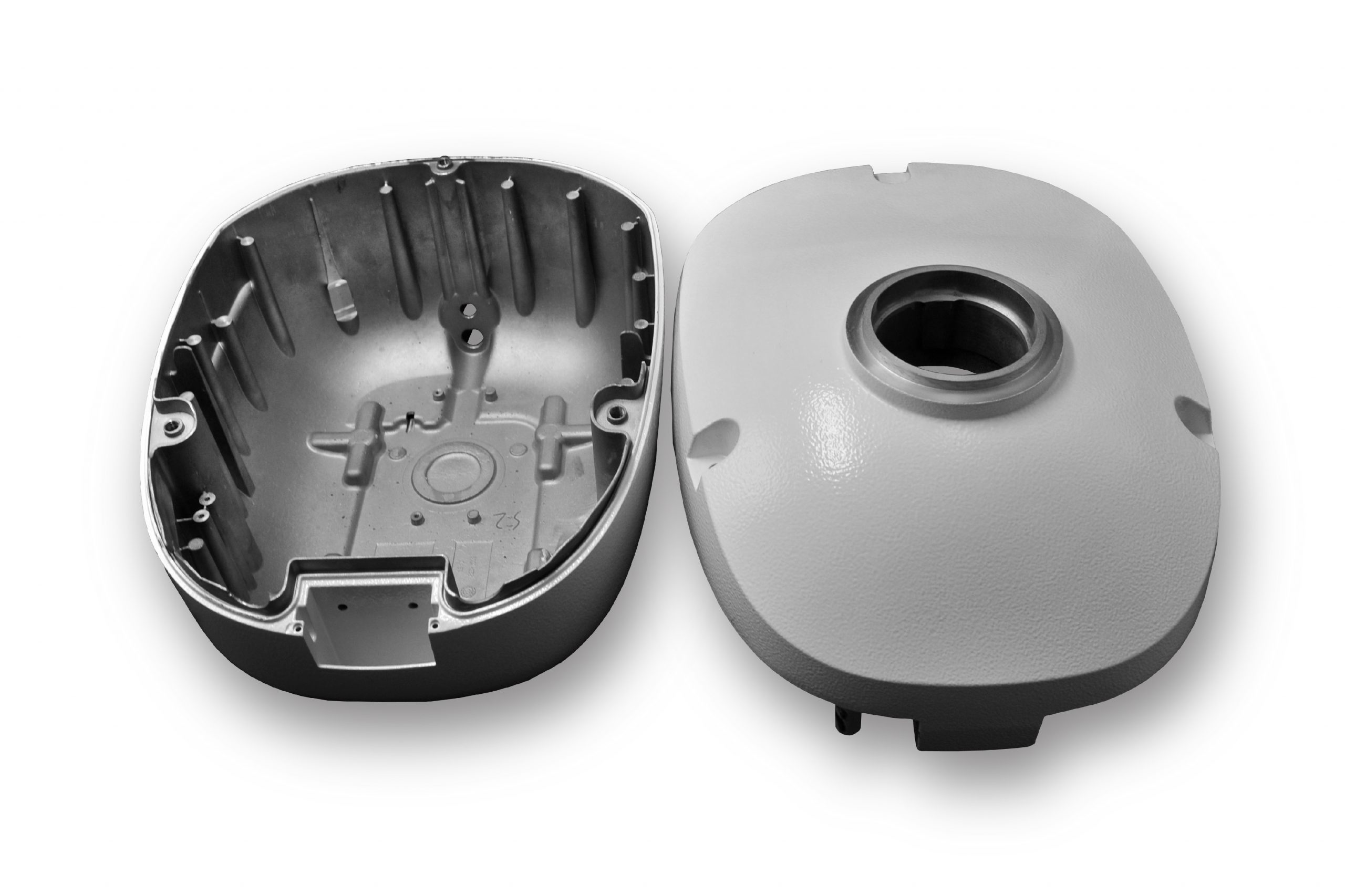 die casting coated parts for marine
