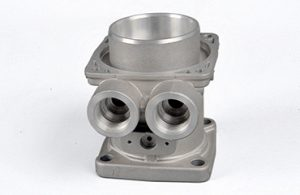 CNC machined housing parts-Sunrise Metal