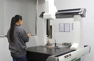 CMM for quality control-Sunrise Metal