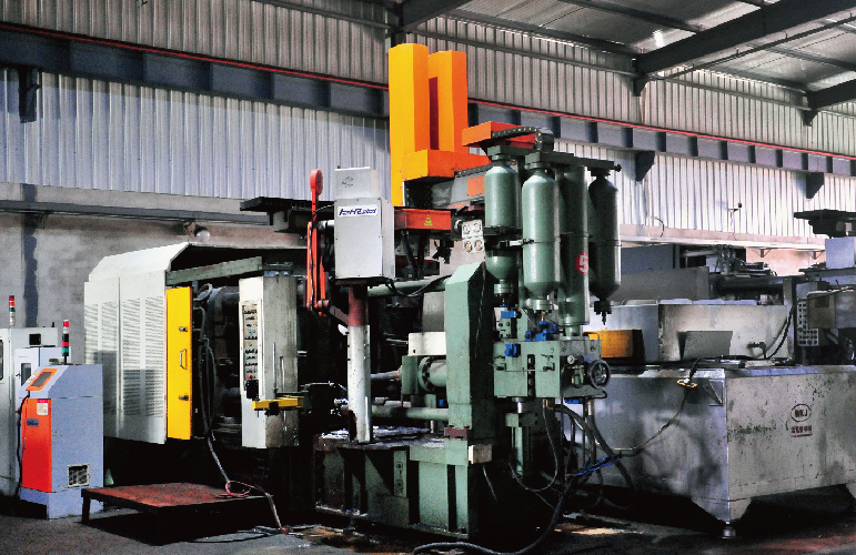 high pressure die casting factory