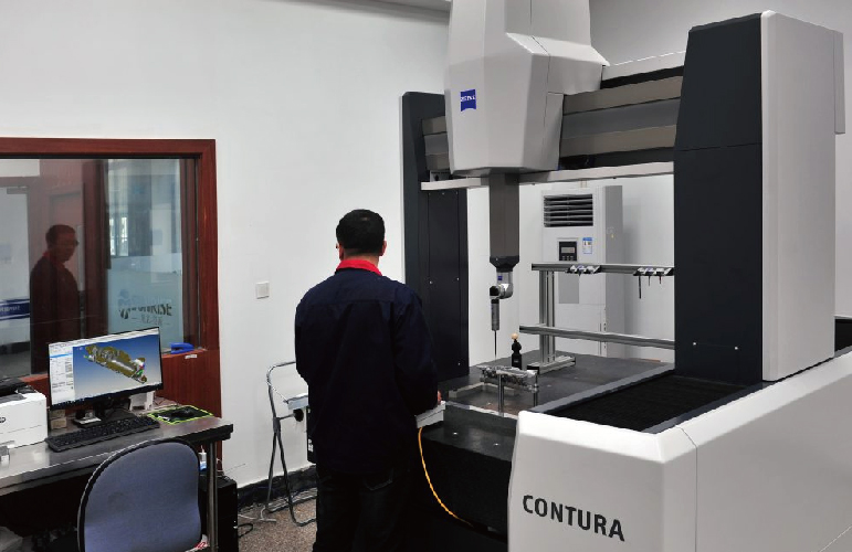 CMM Equipment of full dimension tmeasurement for die casting parts
