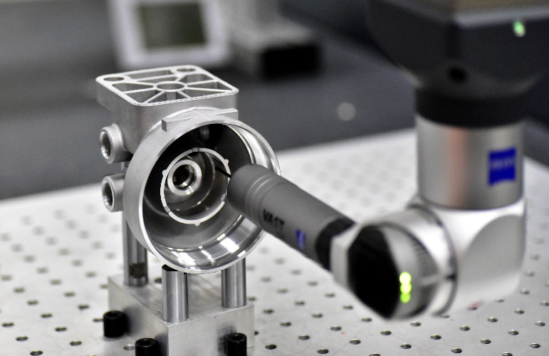 High precision CMM measurement-Carl Zeiss
