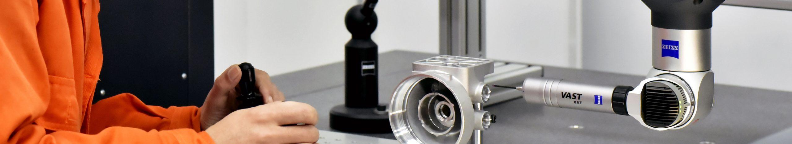Carl Zeiss CMM detail-lab measurement