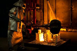 Precision Casting of metals