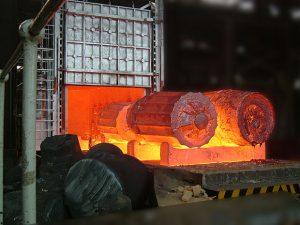 Vacuum-assisted Aluminum die casting heat treatment