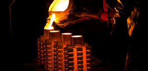 Precision Casting and Metal Pouring