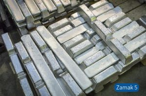 Material-Zamak Die Casting Alloy