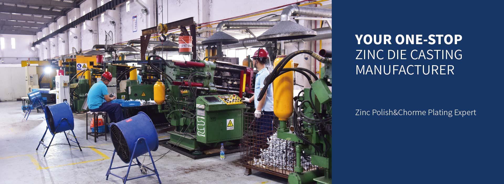 Zinc die casting manufacturer banner-01
