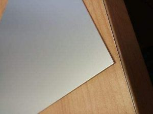 Clear Anodized Aluminum Sheet