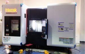 Mazak-5-axis-CNC Machine